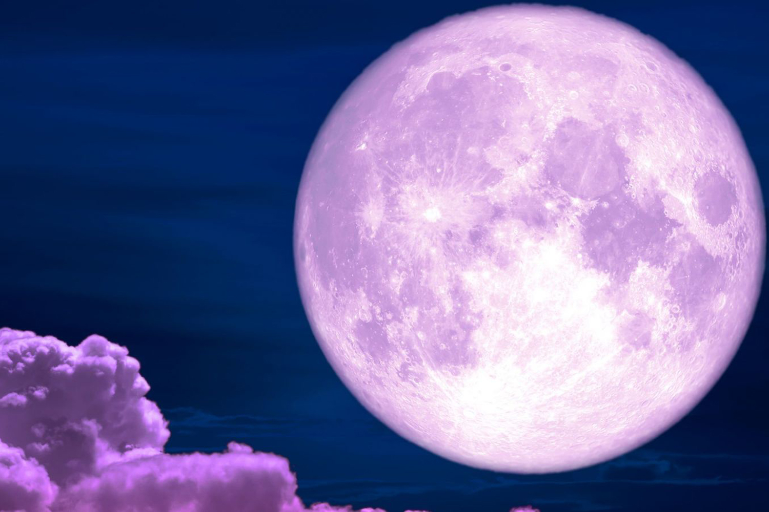 April Super Pink Moon 2020 7-8