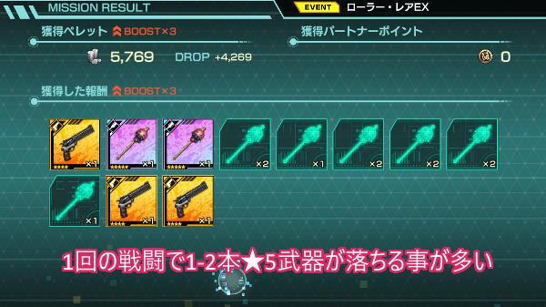 凍京クローズド戦闘04