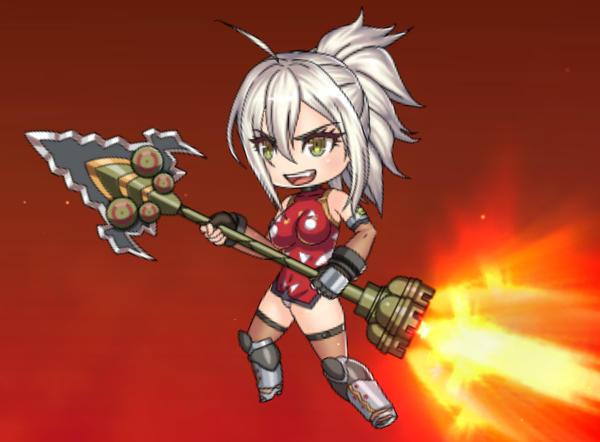 復刻魔界騎士上級戦闘06
