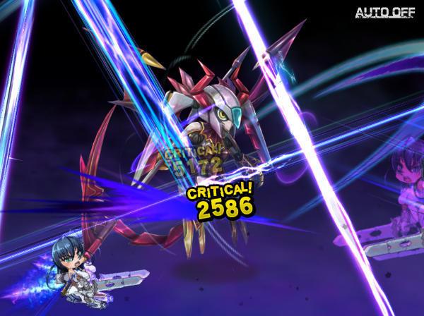 復刻リリム上級戦闘03