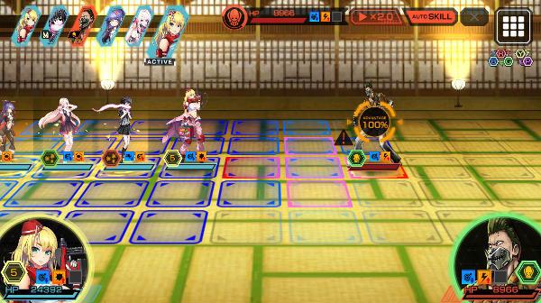 ニンスレレア戦闘02