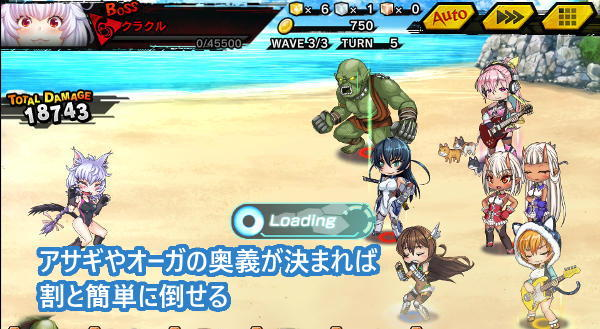 怒れる猫上級S5戦闘04