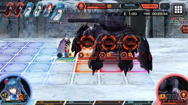 できるマルチ戦車級戦闘01