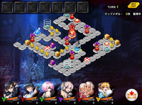 復刻椿姫上級戦闘01