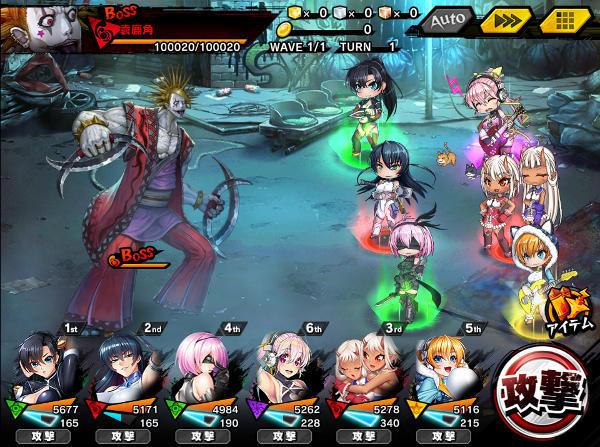 復刻椿姫上級戦闘02
