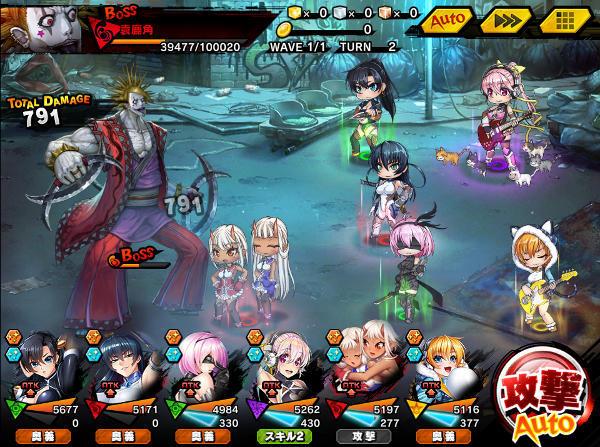 復刻椿姫上級戦闘04