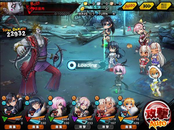 復刻椿姫上級戦闘05