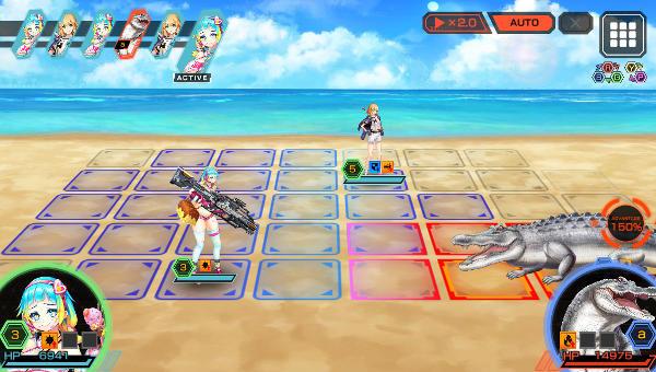 凍京サバイバル戦闘02
