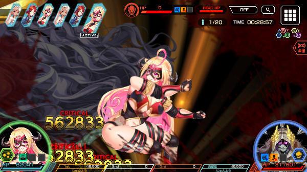 ライブラハード戦闘03