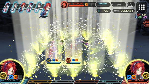 サジタリウスハード戦闘04