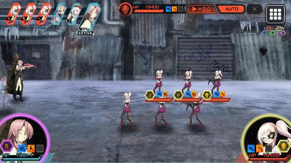 復刻ファントム戦闘03