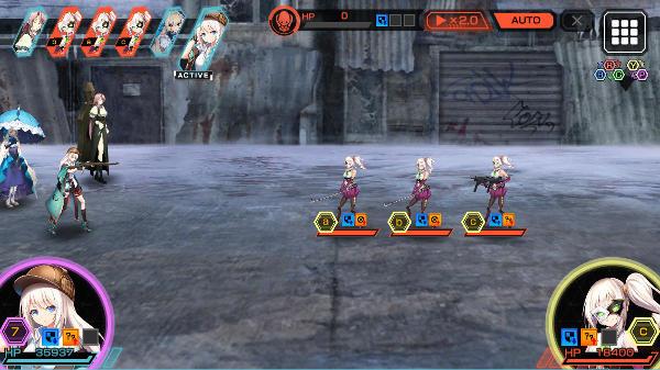 復刻ファントム戦闘04