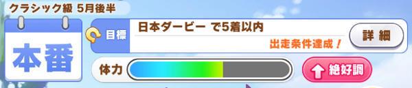ダイワスカーレットステータス日本ダービー01