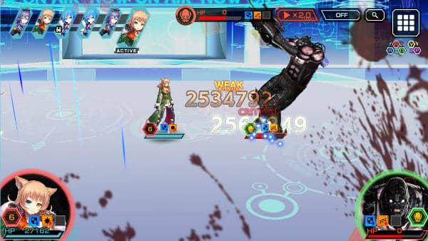 シンニルヴァーナ戦闘02