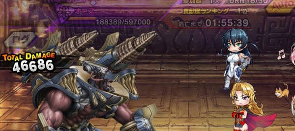 ダンジョン再び戦闘04