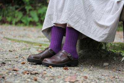 ケアソク紫