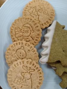 エピスのクッキー