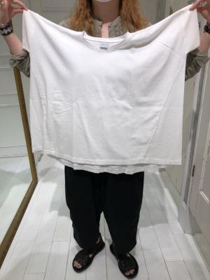 Tシャツ、いっぱい。