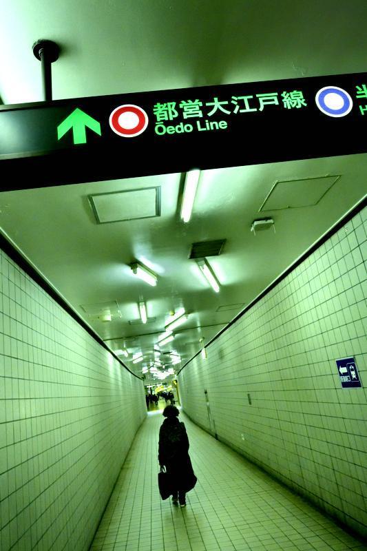 tokyo201811_34159 大江戸線清澄白河 take1b