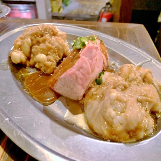 大阪ホルモン (4)
