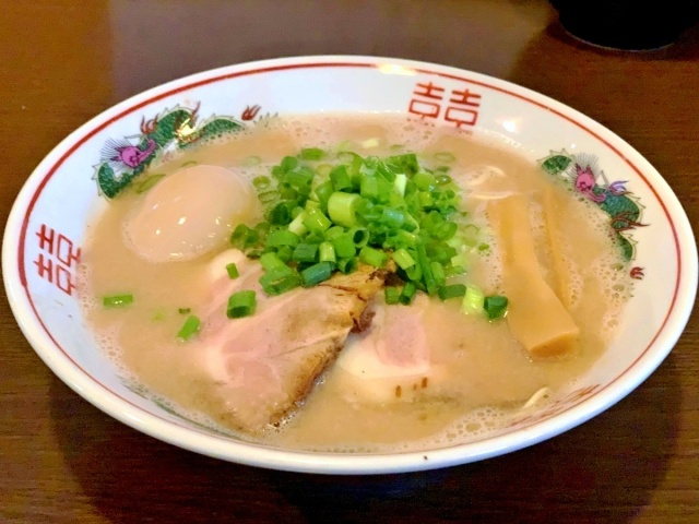 つけ麺 弥七 (3)