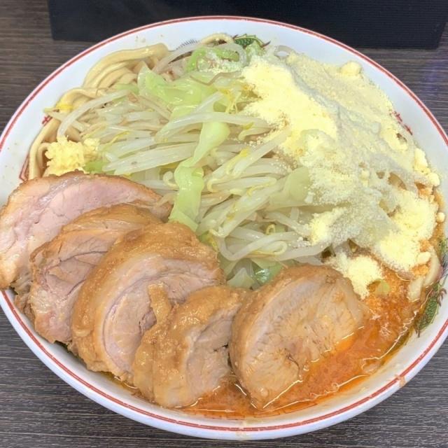 ラーメン二郎 川越店 (5)