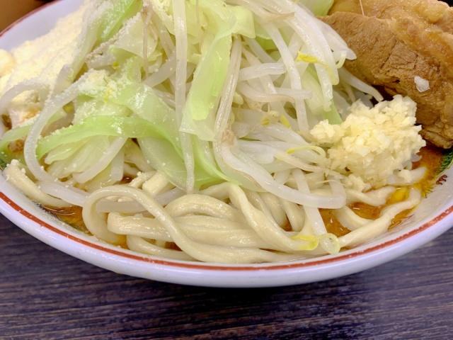 ラーメン二郎 川越店 (8)