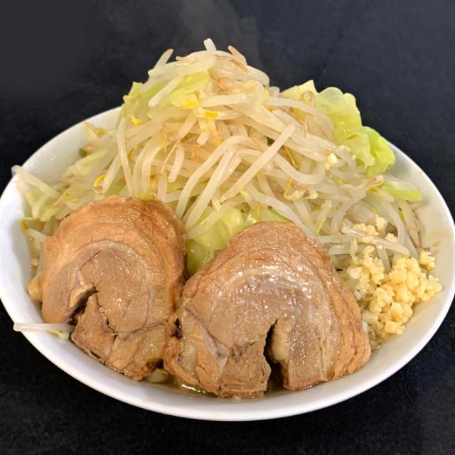 ラーメン二郎 川越店 ラーメン (8)