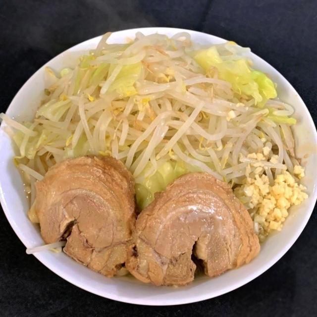 ラーメン二郎 川越店 ラーメン (10)