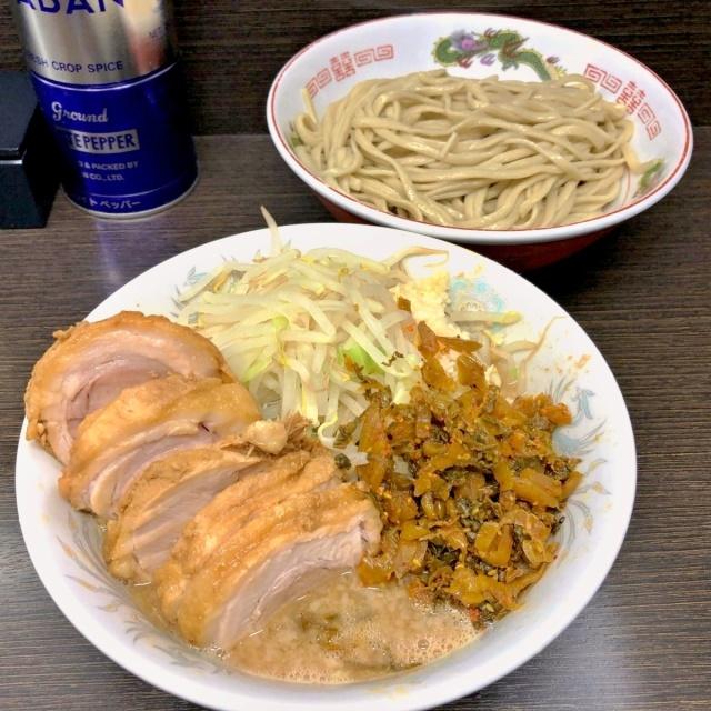 ラーメン二郎 川越店 (3)