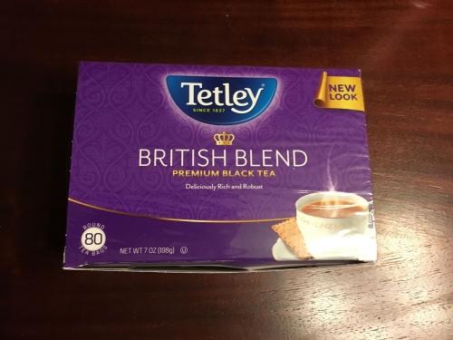 アメリカの紅茶1