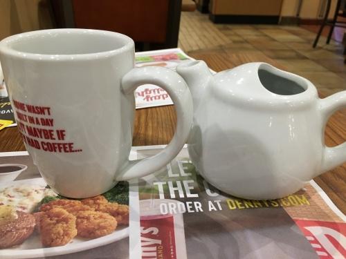 アメリカデニーズ紅茶