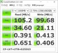 エレコム製USB3.0ハブ「U3H-K315B」導入(ベンチおまけ)