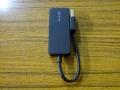 エレコム製USB3.0ハブ「U3H-K315B」導入(2)