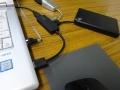 エレコム製USB3.0ハブ「U3H-K315B」導入(4)