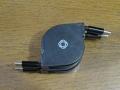 巻取り式USB Type-C to Cケーブル(PD対応)買増し(4)