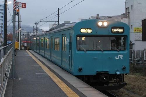 103系和田岬線