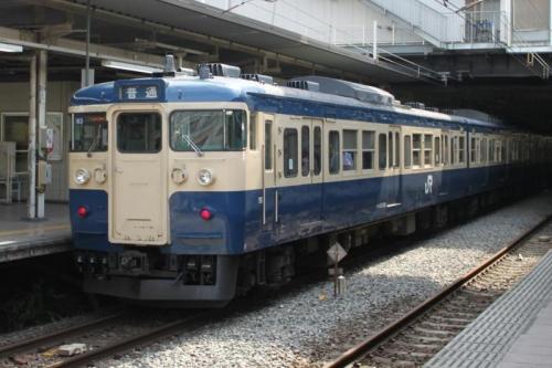 横須賀色115系