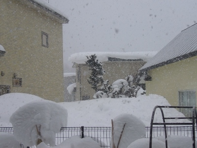 大雪22日