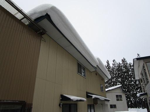 小屋の屋根1