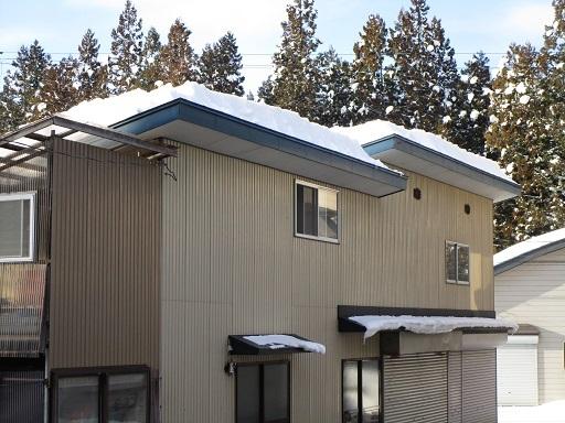 小屋の屋根2