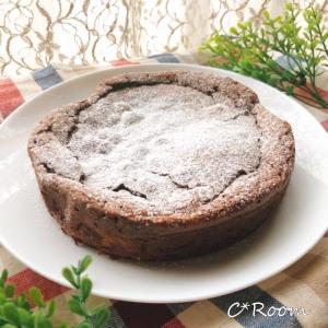 ケーキ(ガトーショコラ)01