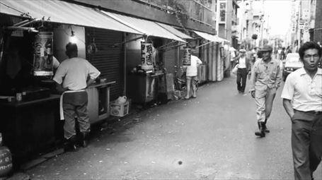 1986年頃の寿司屋横町
