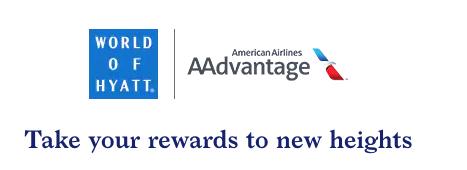 アメリカン航空とハイアットが2020年のエリートステータスプロモーションを促進
