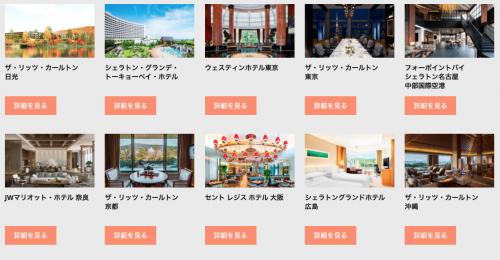 マリオットが日本を対象にバウチャー購入が最大20%OFF1