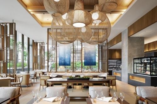 JWマリオット・ホテル奈良が昨日開業 JWマリオットは日本で初めて2」