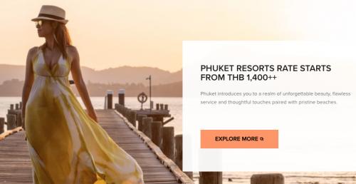 マリオット タイの滞在で最大50%割引セール