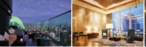 タイで30軒のホテルに滞在できるプランが約35000円で販売1