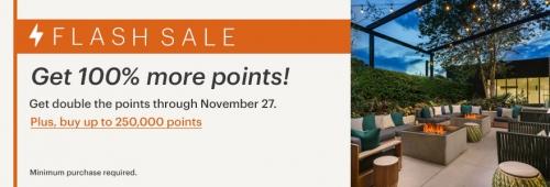 IHGリワードクラブ 100%ボーナスポイント購入フラッシュキャンペーン ボーナスを含めて最大50万ポイント