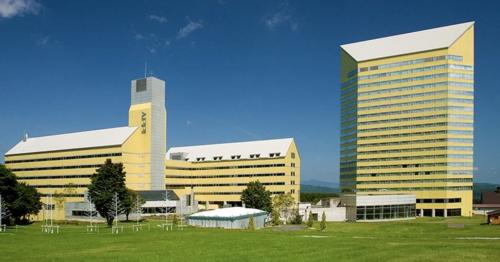 インターコンチネンタル、クラウンプラザ、ホリデイインブランドのホテルが岩手の安比高原